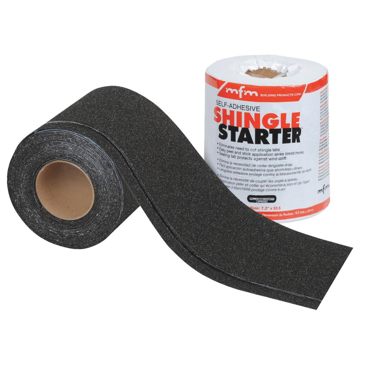 MFM 7.2 In. X 33.5 Ft. Self-Adhesive Shingle Starter Image 1