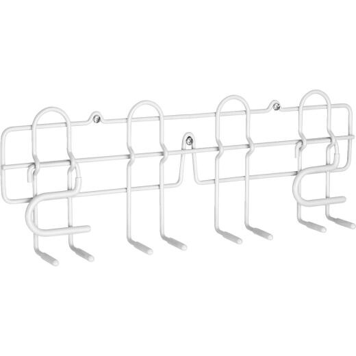 ClosetMaid 16 In. 8-Hook Long Handle Tool Rack