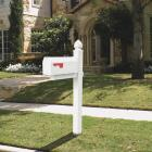 Gibraltar Whitley Plastic Mailbox Post Image 2