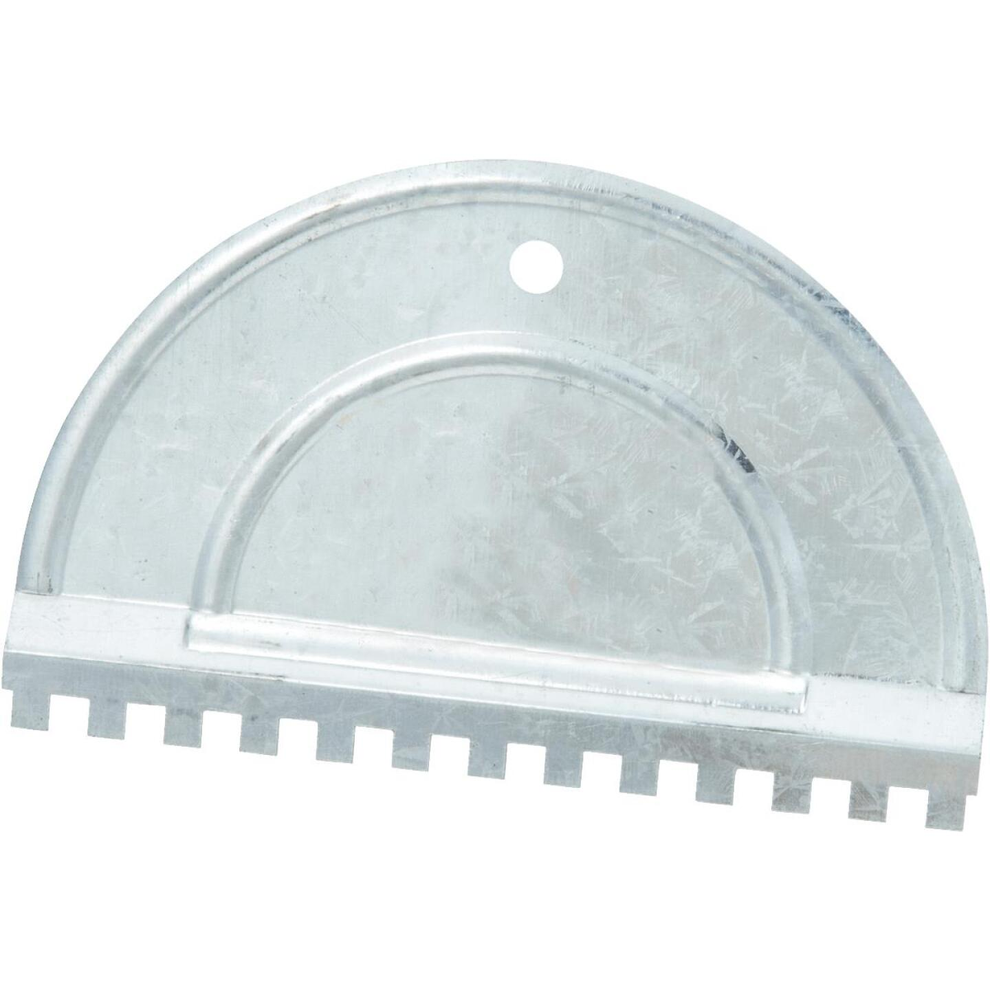 Do it 1/4 In. Square-Notch Half Moon Adhesive Spreader Image 1
