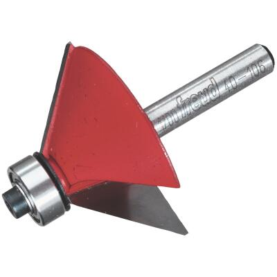 Freud Carbide 5/8 In. Chamfer Bit with Bearing Pilot