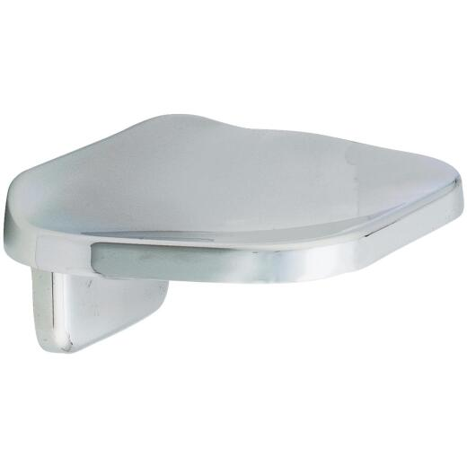 Home Impressions Vista Chrome Soap Dish