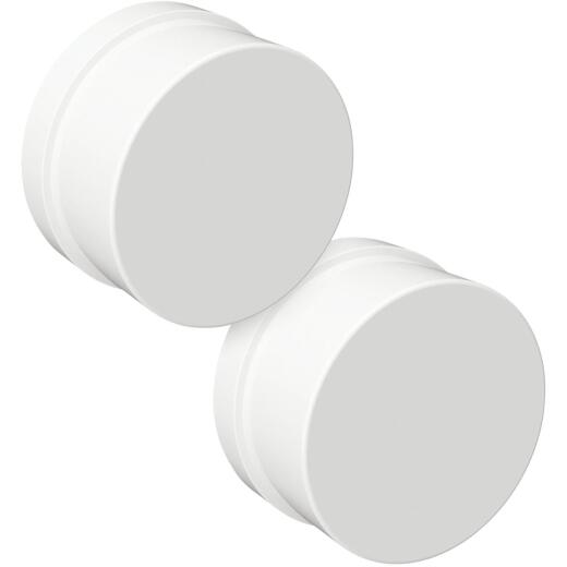 Westek Orbis White Plug-In Neon Night Light (2-Pack)