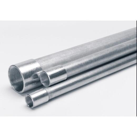 Allied Tube 2-1/2 In. x 10 Ft. Rigid (GRC) Metal Conduit