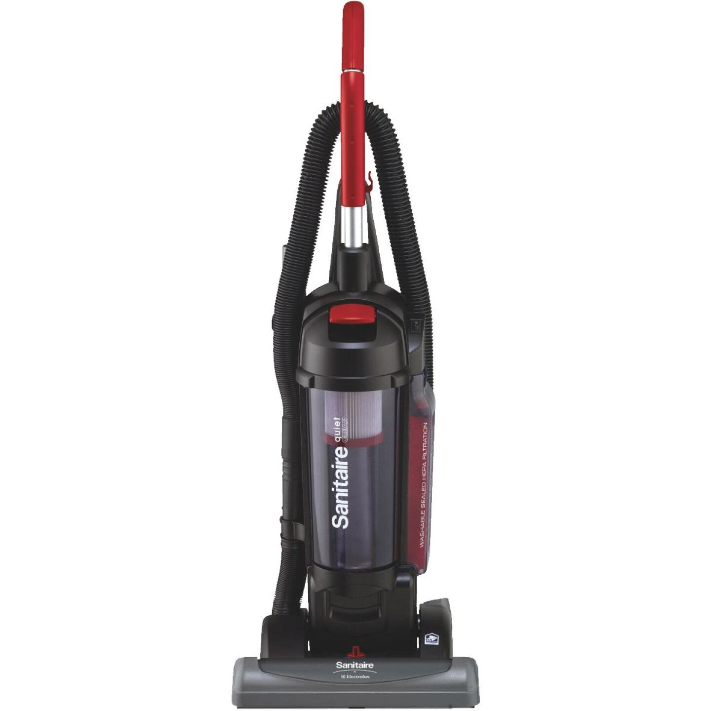 Sanitaire By Electrolux 15 In. Commercial Bagless Upright Vacuum Cleaner Image 1