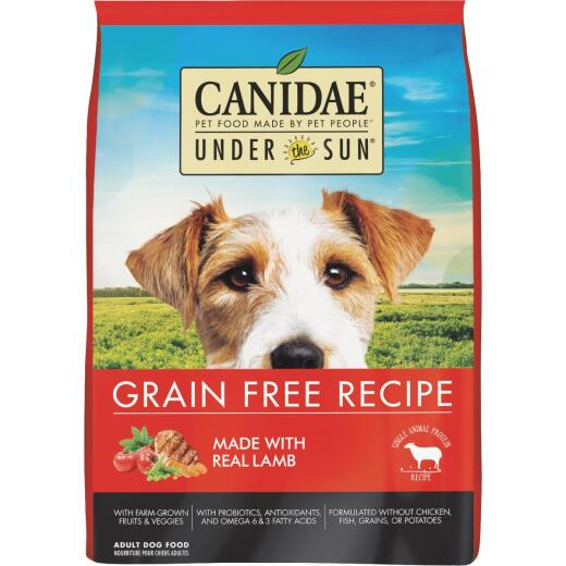 Canidae Under The Sun 4 Lb. Lamb Adult Dry Dog Food