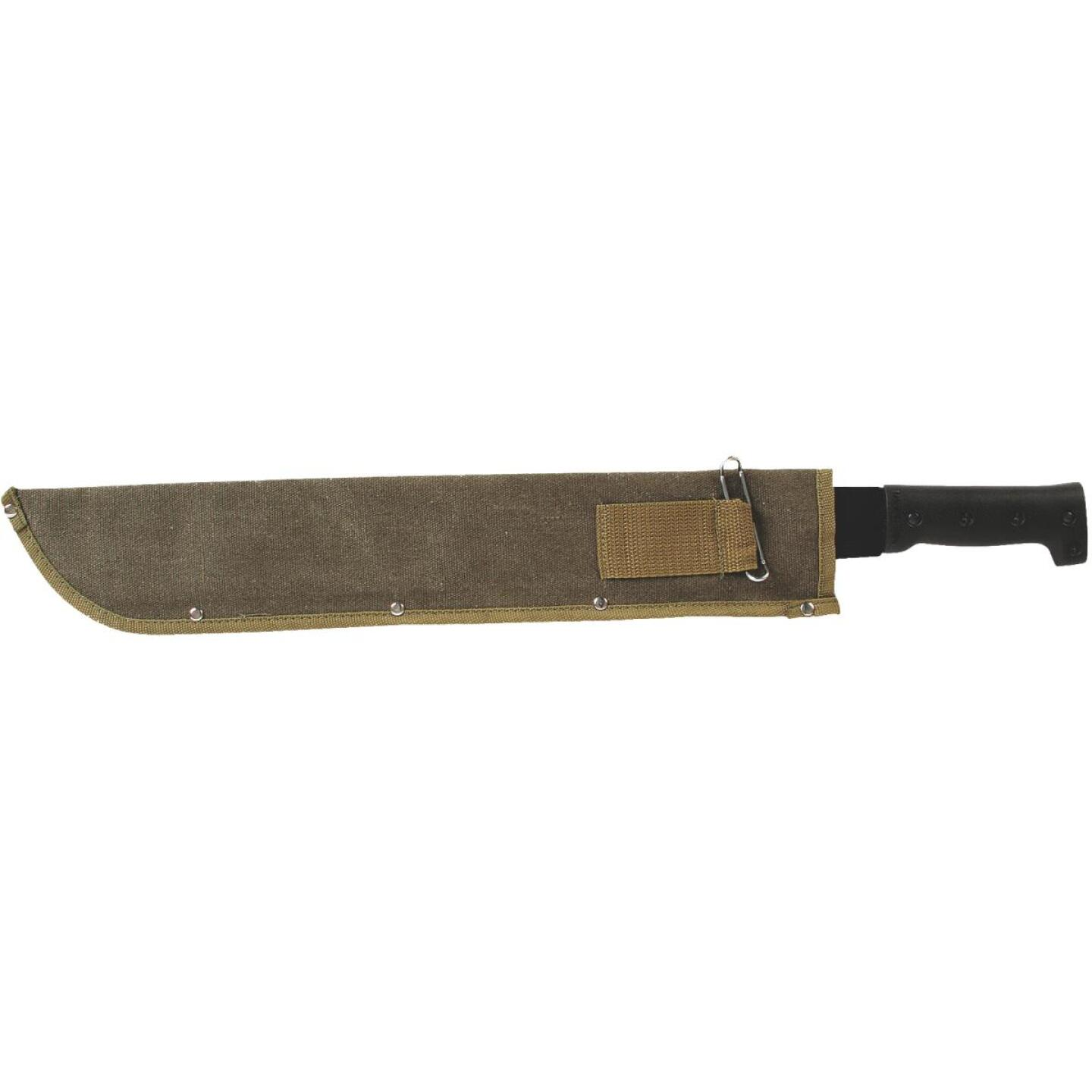 Coleman 18 In. Hardened Steel Blade Machete Image 1