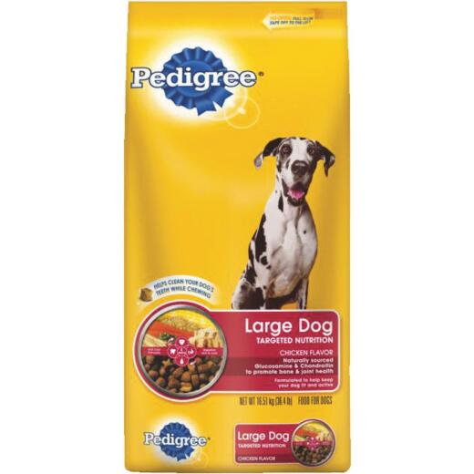 Pedigree Large Dog Targeted Nutrition 36.4 Lb. Dry Dog Food